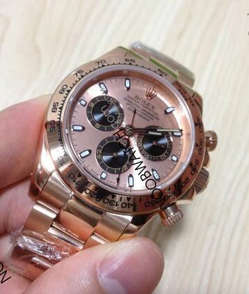 fashion Rolex Daytona replica mens and womens