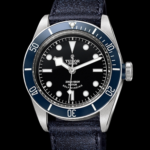 Tudor Heritage Black Bay Replica Watch